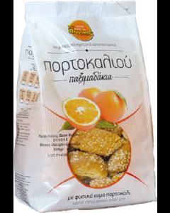 Αρτοποιία Περράκη - Παξιμαδάκι Πορτοκαλιού (350g)