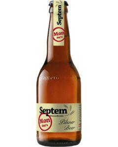 Septem Microbrewery  - Monday Pilsner 330ml