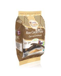 Creta Carob  - Raw Carob Flour ORG 300gr