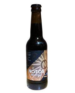 Μικροζυθοποιείο Notos - Dry Stout  0,33LT