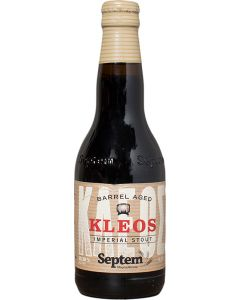 Septem Microbrewery  - HHS Kleos Imperial Stout 330ml