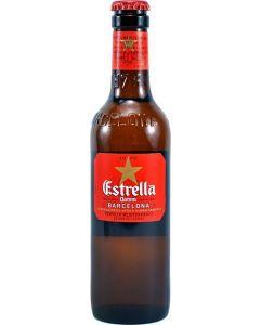 Damm Estrella Barcelona Lager 330ml