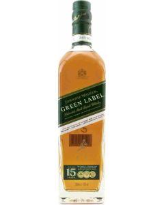 Johnnie Walker Green Label 15 Y.O. 700ml
