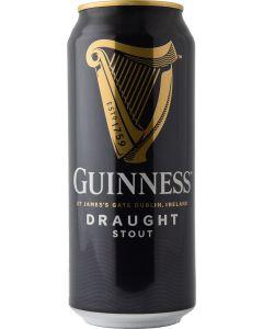 Guinness Draught Stout Tin 440ml