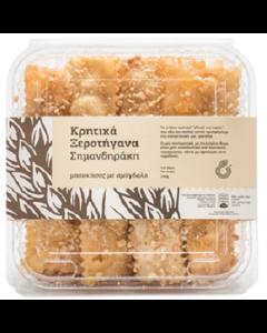 Simandirakis - Cretan Xerotigana Almond Bites 240gr