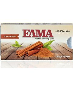 ELMA Suger Free with Cinnamon Blister 13gr