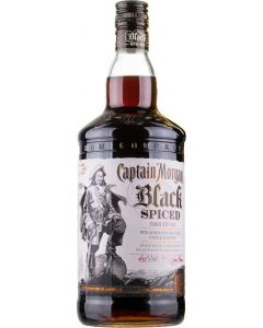 Captain Morgan Black Spiced 1Lt.
