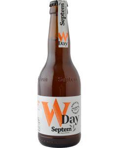 Septem Microbrewery  - W Day Wheat IPA 330ml