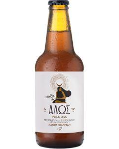 Chios Beer - Αλως Pale Ale Πάνος Ιωαννίδης 330ml