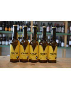 Voreia Wit Beer 5bottles x 330ml