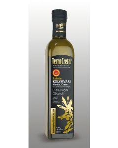 Estate Terra Creta Extra Virgin Olive Oil 500ml - P.D.O. Kolymvari