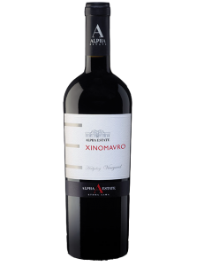 Alpha Estate - Xinomavro Hedgehog Red, 750ml