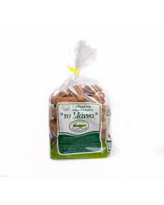The Manna Tsatsaronaki Traditional Cretan Barley Rusk (800gr)