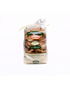 The Manna Tsatsaronaki Traditional Cretan Barley  Rusks - No added Salt (400 gr)