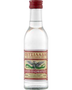 Pitsiladi - Ouzo from Plomari 200ml