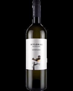 Mylonas Wines - Savatiano Late Release 2014, 750ml
