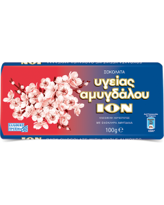 ION Amygdalou - Bitter with Whole Almonds 100gr